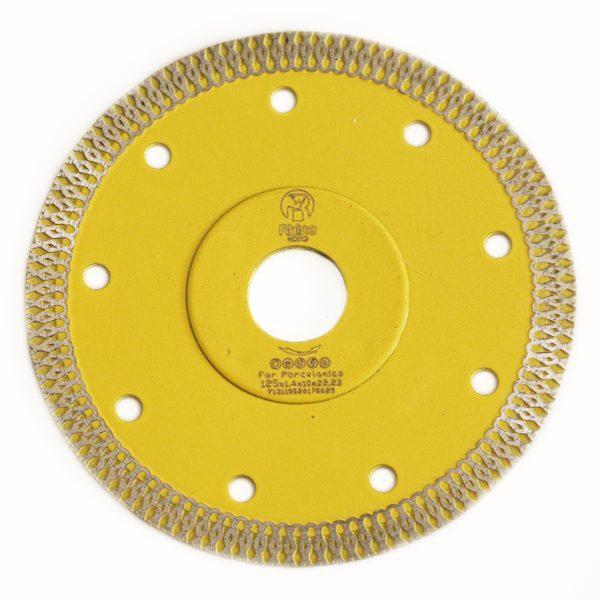 Discos para porcelánicos rhinostone. Disco de corte Turbo